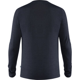Fjällräven High Coast Camiseta Punto Lite Merino Hombre, night sky